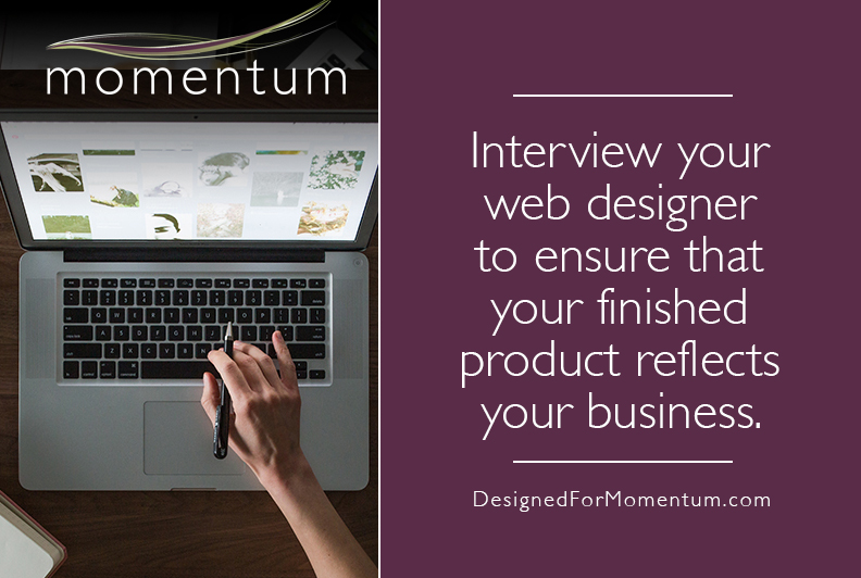 6 Essential Questions to Ask Your Web Designer Before Starting a Rebranding Project
