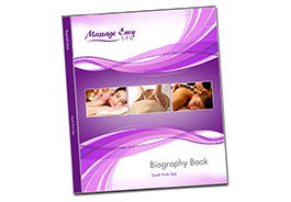 Massage Envy Bio Books