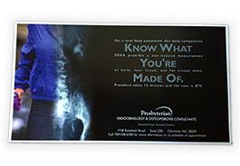 Presbyterian Hospital Print Ad